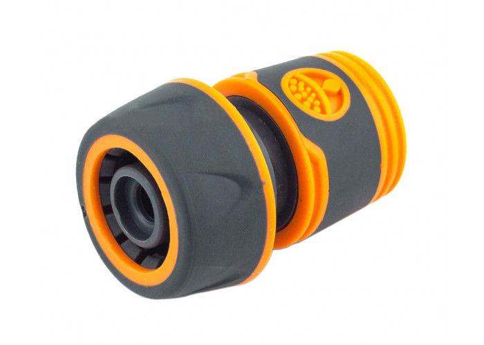 Коннектор быстросъёмный люкс для шланга