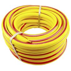 "Шланг для полива Радуга Sunny 1"" ( 25мм ) жёлтый"