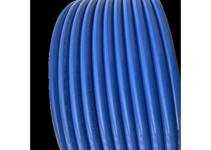 Труба для тёплого пола KAN-Therm D 16 мм толщина 2 мм PE RT